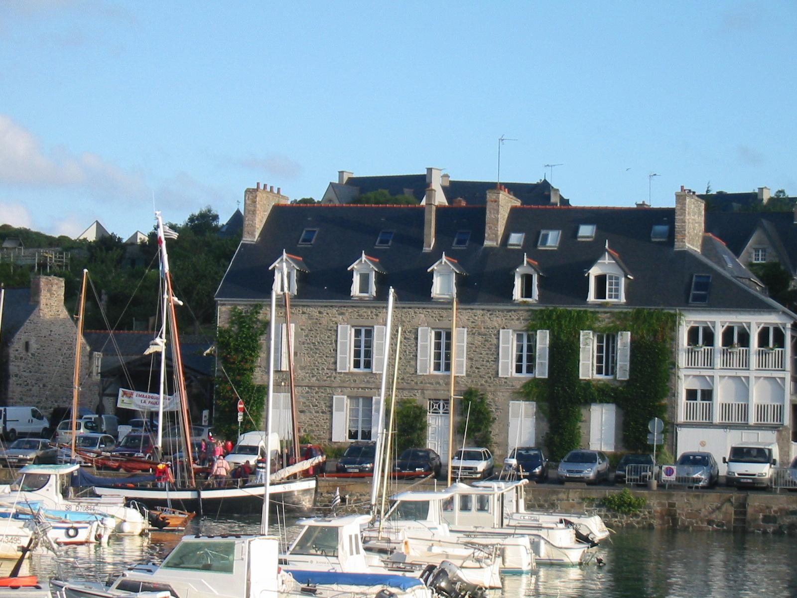 Appartement pour location port de Dahouët